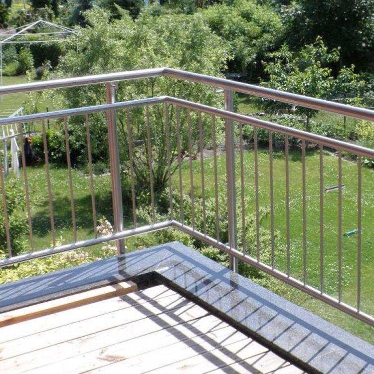 galerie edelstahl verarbeitung gelaender balkongel nder